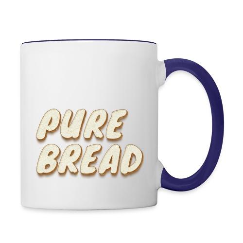 Pure Bread - Contrast Coffee Mug