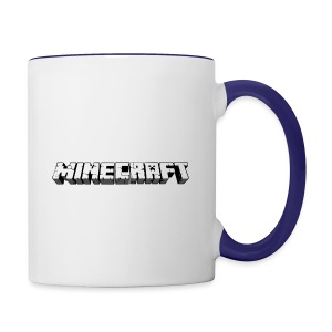 Mincraft MERCH - Contrast Coffee Mug