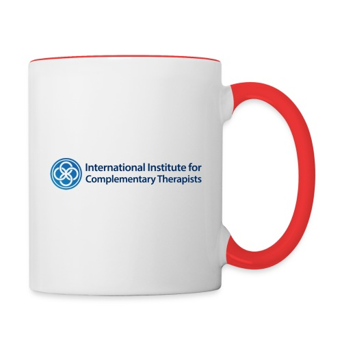 The IICT Brand - Contrast Coffee Mug