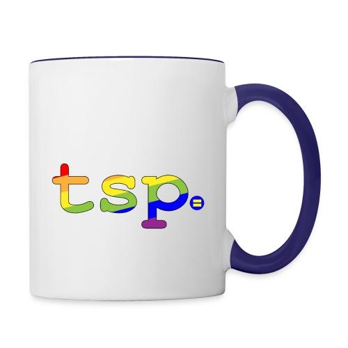 tsp pride updated 01 - Contrast Coffee Mug