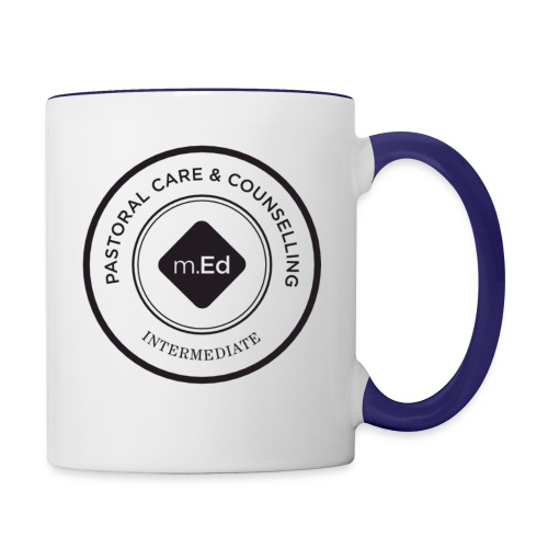 Pastoral Care & Counselling Intermediate - Contrast Coffee Mug