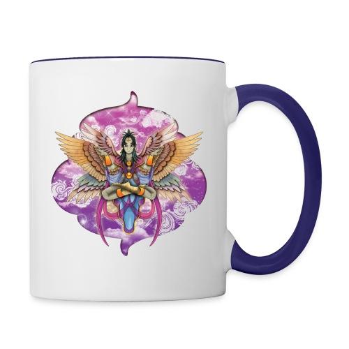 Harpy goddess - Contrast Coffee Mug