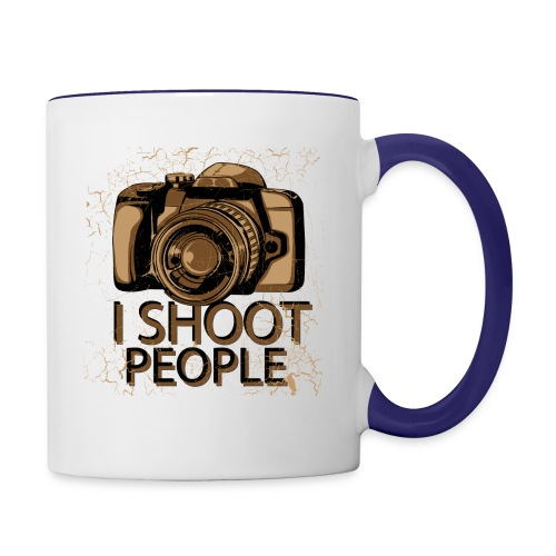 Photographer - Contrast Coffee Mug