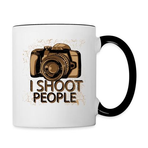 Photographer - Contrast Coffee Mug
