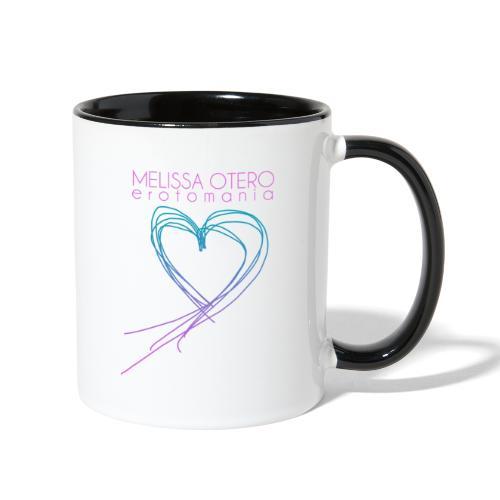 Melissa Otero Erotomania Tour 2019 - Contrast Coffee Mug
