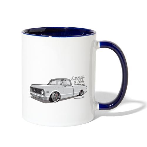 Long & Low C10 - Contrast Coffee Mug