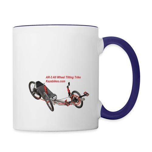 AR-3 All wheel Tilting Trike - Contrast Coffee Mug