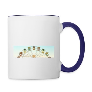 header_image_cream - Contrast Coffee Mug