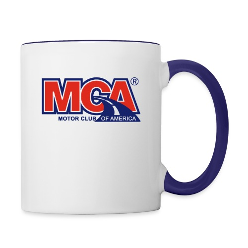 MCA - Contrast Coffee Mug