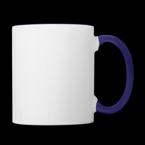 Central Panda - Contrast Coffee Mug