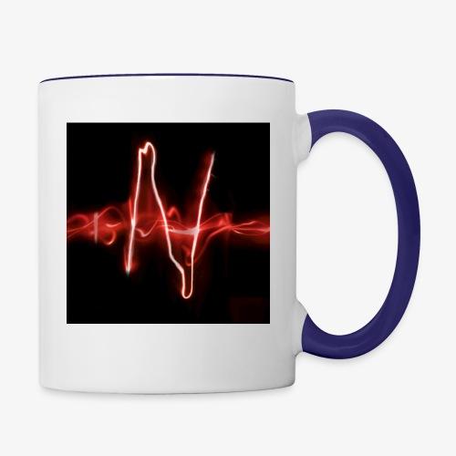 Nico logo 1400 - Contrast Coffee Mug