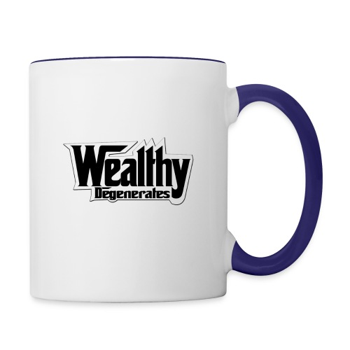 DENALI VANDAL TEE - Contrast Coffee Mug