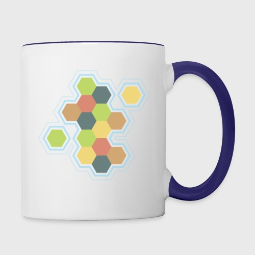 Settlers of Catan - Contrast Coffee Mug