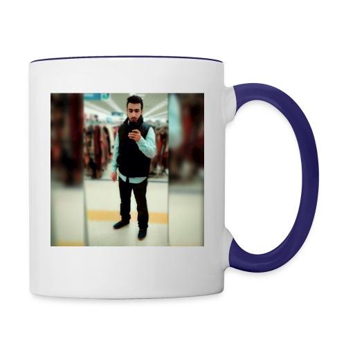 Ahmad Roza - Contrast Coffee Mug