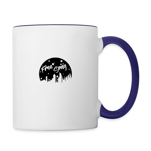 Free Song - Contrast Coffee Mug