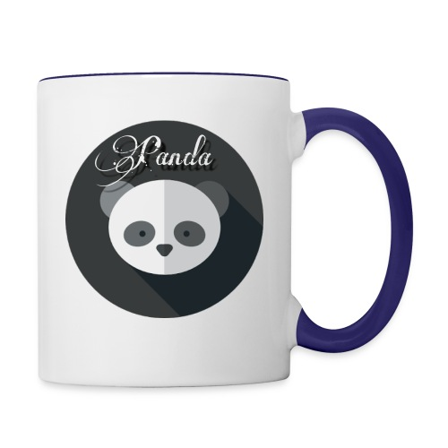 Panda Accessories - Contrast Coffee Mug