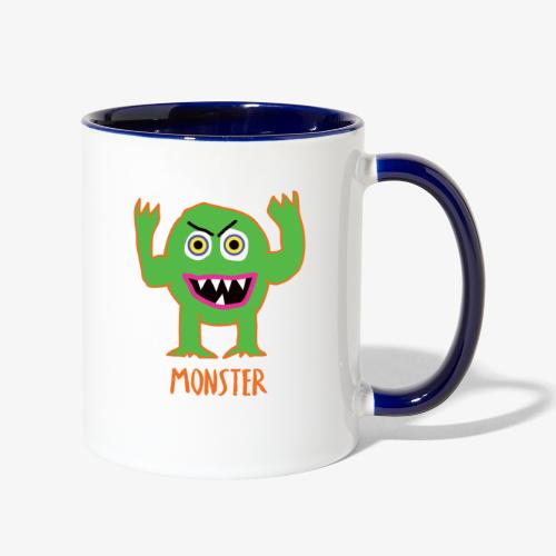 Monster - Contrast Coffee Mug