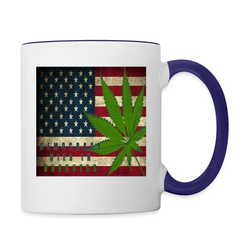 Political humor - Contrast Coffee Mug