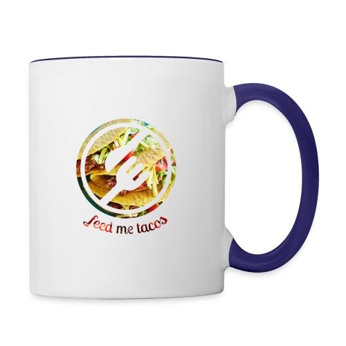 tacolife - Contrast Coffee Mug