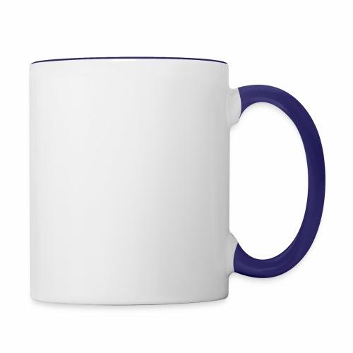 Kya Dekh Raha Hai - Contrast Coffee Mug