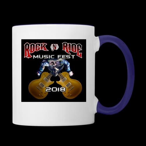 RocknRide Design - Contrast Coffee Mug