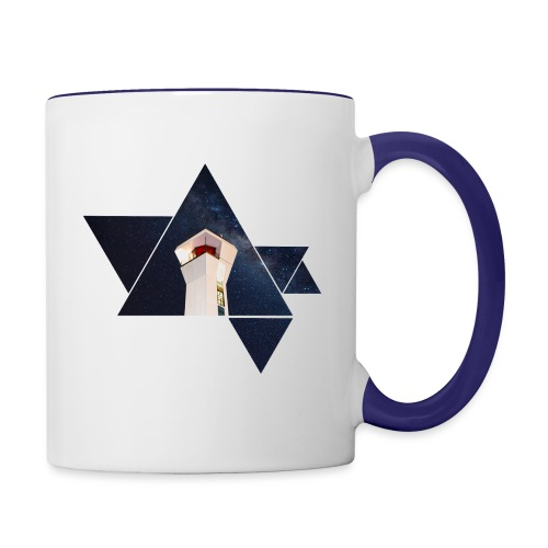 Lighthouse - Contrast Coffee Mug