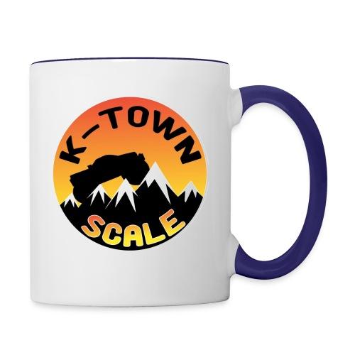 KTown Scale - Contrast Coffee Mug