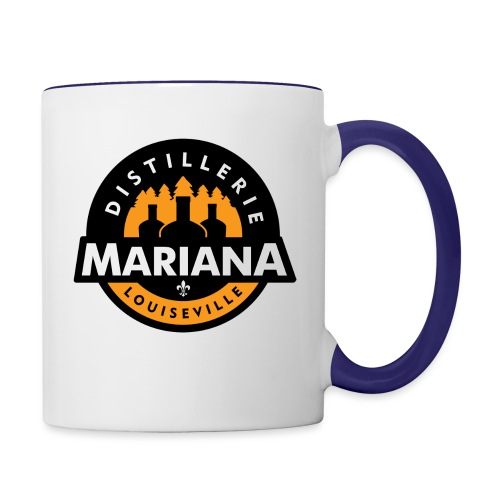 Distillerie Mariana T-Shirt fille - Contrast Coffee Mug