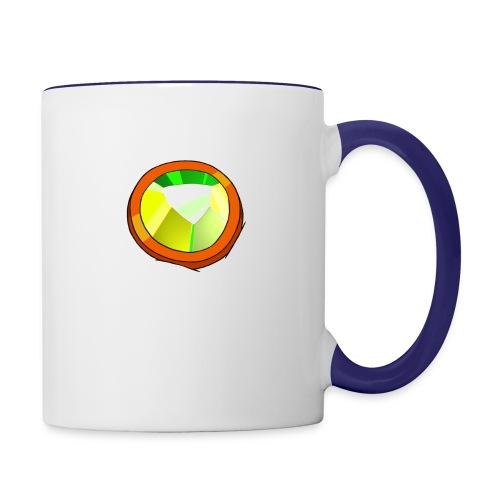 Life Crystal - Contrast Coffee Mug