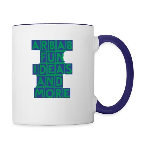 64EF8BB2 2D8E 4DAD B9E4 4F8CCBBF34C5 - Contrast Coffee Mug