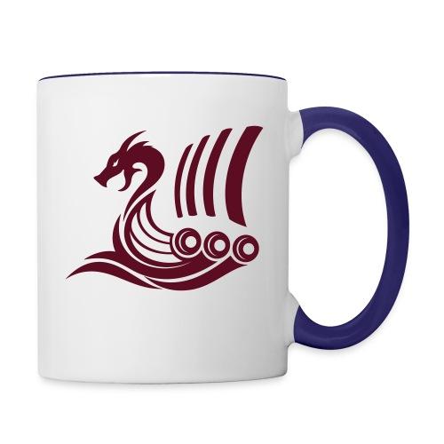 Raido Icon - Contrast Coffee Mug