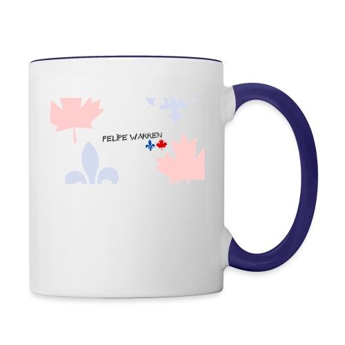 Logo do Canal - Contrast Coffee Mug