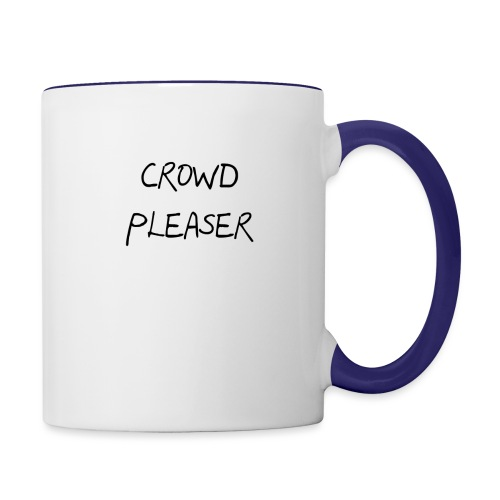 CROWDPLEASER - Contrast Coffee Mug