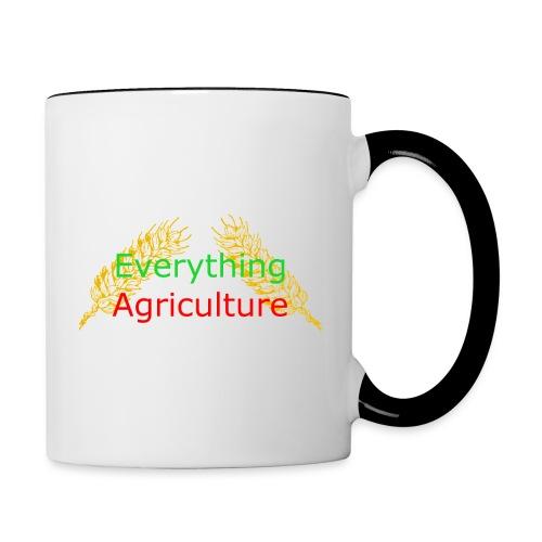 Everything Agriculture LOGO - Contrast Coffee Mug