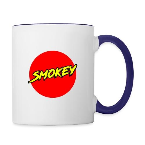 Smokey Mug - Contrast Coffee Mug