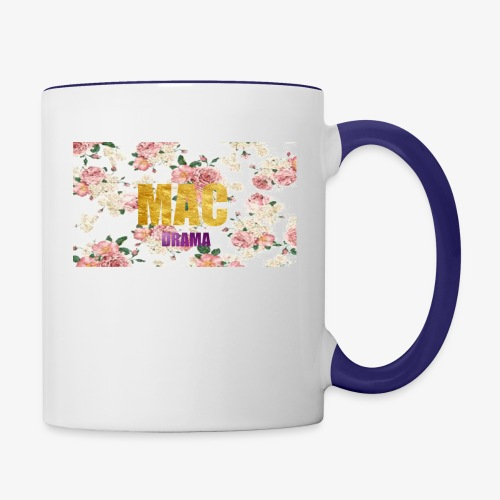 drama - Contrast Coffee Mug