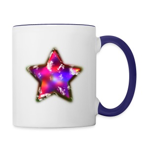 Universe In A Star. - Contrast Coffee Mug