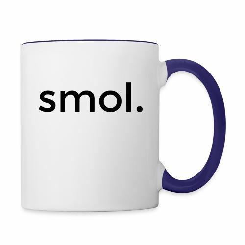 smol. - Contrast Coffee Mug