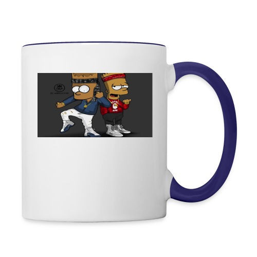 Sweatshirt - Contrast Coffee Mug