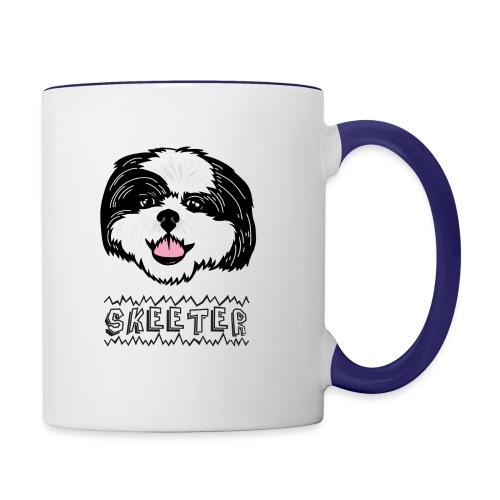 Skeeter Wire - Contrast Coffee Mug