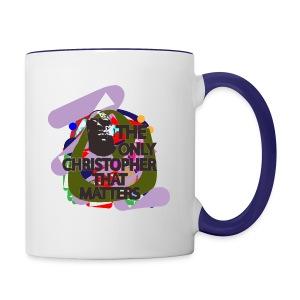 Biggie Smalls - Contrast Coffee Mug