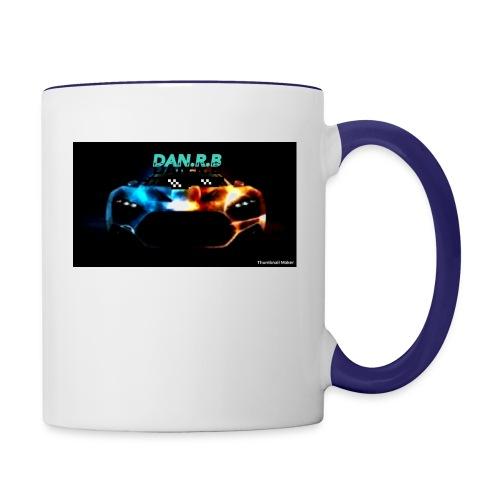 image - Contrast Coffee Mug