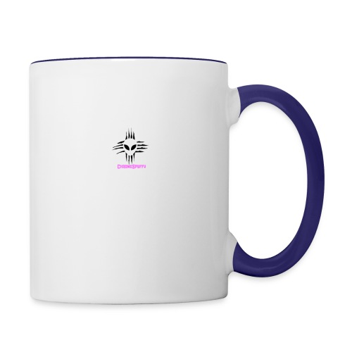 ChromoSpuffy Merch - Contrast Coffee Mug