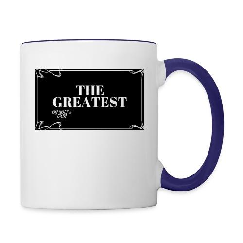 MOTIVATION / AFFIRMATION - Contrast Coffee Mug