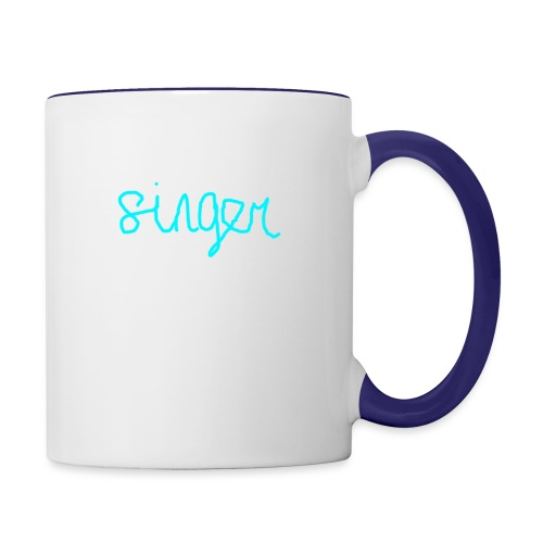 SINGER - Contrast Coffee Mug