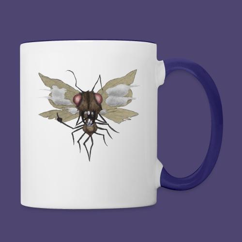 Toke Fly - Contrast Coffee Mug