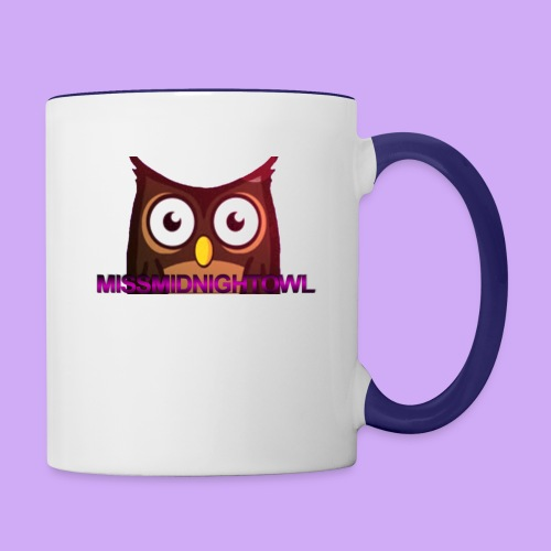 MissMidnightOwl Drink containers - Contrast Coffee Mug