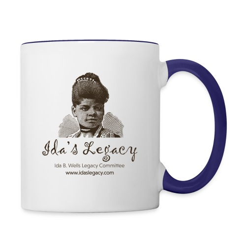 Ida's Legacy One Color Art - Contrast Coffee Mug