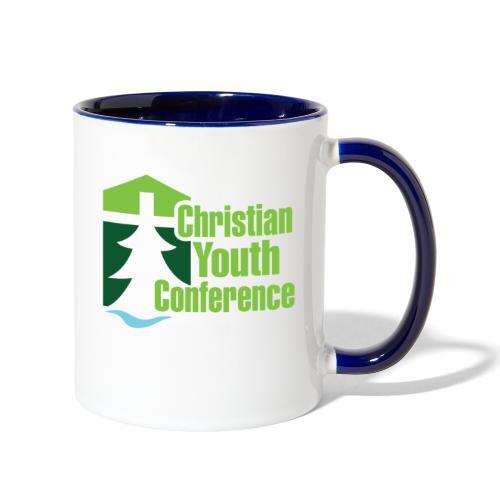 CYC Logo - Contrast Coffee Mug
