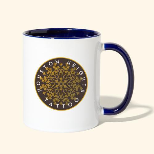 HHT Double Mandala - Contrast Coffee Mug